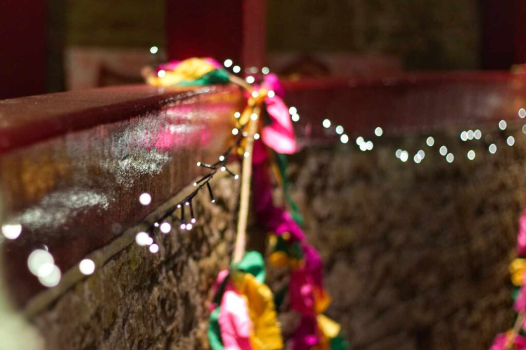 Decorations in Castell Coch